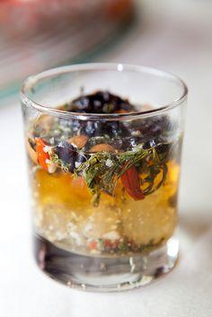 "Chinese Herb Tea ""Triple Canon"""