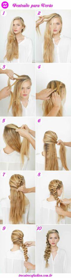 penteado-verão-trança