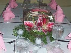 wedding centerpieces with live fish   ... Wedding Coordinators   Event Planners: Creative Centerpiece Ideas