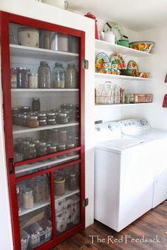 My Laundry Room Is Company Ready!