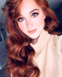 Thank you, Danielle Boker. Beautiful Red Hair, Gorgeous Eyes, Pretty Eyes, Pretty Hair, Choosing Hair Color, Red Hair Woman, I Love Redheads, Gorgeous Redhead, Redhead Girl