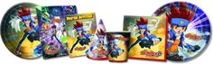 Beyblade Party Supplies from www.hardtofindpartysupplies.com