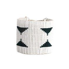 Sidai Design Warrior Bracelet Triangle Black