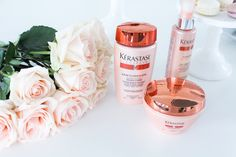 My Review of the new Kerastase Discipline products. | monikahibbs.com