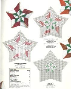 Star ornaments 2/2