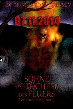 Poster Feuerkönig 2014