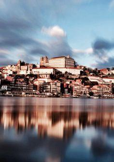 UNESCO World Heritage city, Porto #portugal #douro #holidays