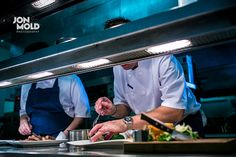 Chef Photography // Commercial Photography // Kitchen Photography // Bedford Lodge Hotel