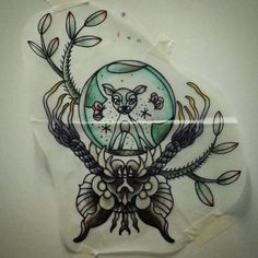 +++STA.DEMONIA TATTOO BARCELONA APRENTICE:SARA+++ Available Flash x Tattoo!