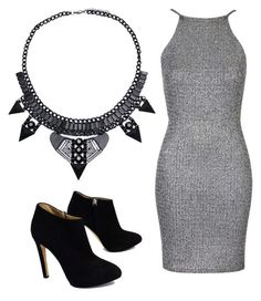 """Untitled #887"" by kisabelladiamond on Polyvore featuring Oh My Love and Giuseppe Zanotti"
