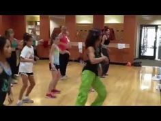 Call Me Maybe-Zumba  47 FREE Zumba videos.  I have been searching for something like this!! :)