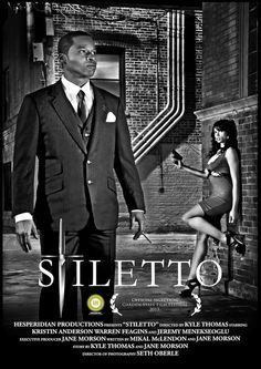 Hesperidian Productions is excited to announce that the Paterson Falls Film Festival has chosen STILETTO as an official selection! The festival takes place on May 18th - 19th, 2013 on the East Coast!  Please spread the word like fire and like Hesperidian Productions today: http://www.facebook.com/hesperidianproductions #indiefilm #film #movie #cinema #art #noir #actor #actress #filmmaker #filmmaking #director #producer #production #sexy #fashion #femme #black #white #beauty #short #neo #hot #new