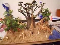 Savana: La Boscaglia