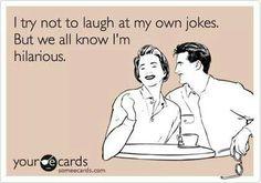 @ Carly Stewart and @ Alisha Cave #hilarious #jokes