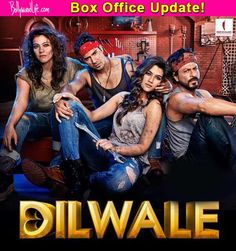 Dilwale box office collection: Shah Rukh Khans film leaves Bajirao Mastani FAR BEHIND earns Rs 21 crore on day 1!