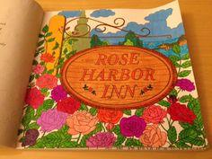 Rose Harbor Inn Sign Picture....