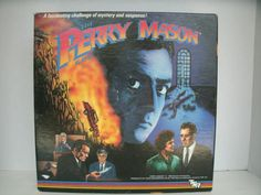 The Perry Mason Game // Murder Mystery Game // Vintage 1980s // Etsy //  LoveVintageAlways