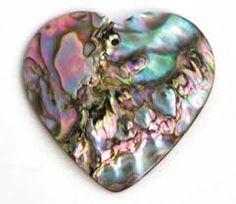 Abalone heart