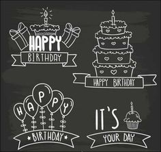 10 Pictures Of Happy Birthday Cake These Are Trending Designs That You Will Love