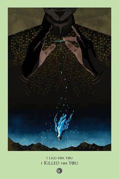 Lysa Arryn's Death by Robert M. Ball