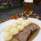 Pomsta hájnikovej ženy • recept • bonvivani.sk Beef, Food, Meal, Essen, Hoods, Ox, Meals, Eten, Steak