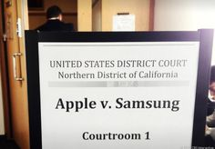 Samsung takes the offensive, will it be enough to end the reign of Apple? Most likely not, but hopefully some of these ridiculous patents are voided and the damages are not too great.