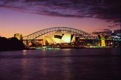 Sydney harbour: Sydney, Australia