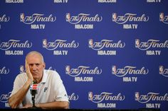 Greg Popovich - I love to watch the media TRY to get answers out of this guy! He sticks it to them every time and it makes my heart happy!!