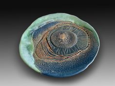 The Milky Way by Jong Bun Lee of DeAnza College. Category: Ceramic- Functional #ceramic, #pottery