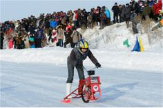 snowdogs course de motos neige customs 7   Snowdogs   course de motos neige customs   tuning photo neige moto image custom