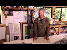 a0867df9741 PROCESS episode Tom Killion segment - YouTube Engraving Printing