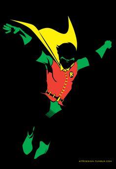 Boy, he's a wonder. #Robin #Batman