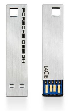 LaCie - Porsche Design USB Key