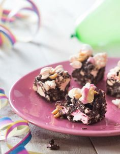 Rocky road -palat, my favority :)