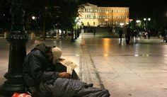 ΑΥΤΗ είναι η ΕΙΔΗΣΗ που απέκρυψαν τα ΜΜΕ των νταβατζήδων! Πέθανε πριν από τρεις μέρες η εμβληματική ΕΛΛΗΝΙΔΑ άστεγη του κέντρου της Αθήνας!