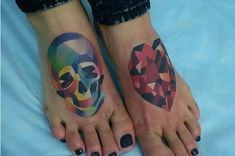 Ink-spiration: 32 Cool And Colorful Tattoos That Will Inspire You To Get Inked