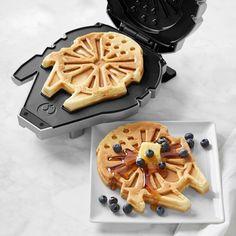 Star Wars(TM) Millennium Falcon Waffle Maker | Williams Sonoma