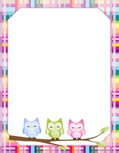 Printable Blank Writing Paper for home or school.  Find lots of different printable paper in the School Zone