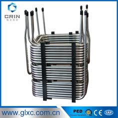 304 316 stainless steel tube ,air conditioning air cooler evaporator coil pipe