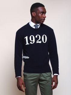 "BKc ""1920"" Sweater"