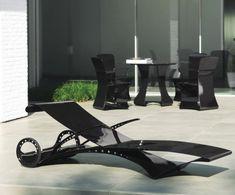 The Modern Garden Lounger In The Spotlight   33 Cool Designs