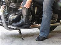 I think these boots are so cute. They look very nice on and would go well with jeans. Motorcycle Boot Reviews   Riding Boots, Leather Boots   Women Motorcycle Riders
