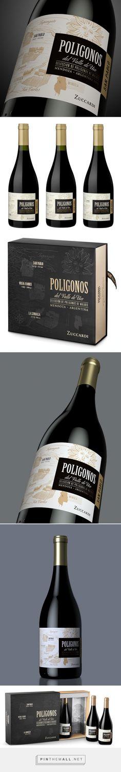 Poligonos #taninotanino vinos inteligentes