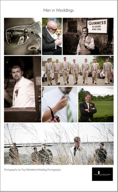 Men_Wedding groom tuxedo suit casual photo