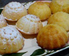 Rezept Leckere Zitronen-Orangen-Küchlein (Variation von Zitronenkuchen (sehr saftig) von probierschnute13 - Rezept der Kategorie Backen süß