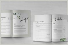 Proposal by ThemeDevisers on @creativemarket