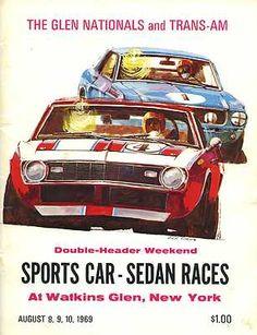 1969 Trans Am Watkins Glen