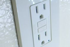 Rules for GFCI Outlets and How to Install One