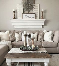 If you are looking for Rustic Farmhouse Living Room Decor Ideas, You come to the right place. Here are the Rustic Farmhouse Living Room Decor Idea. Living Room Sofa Design, My Living Room, Interior Design Living Room, Living Room Furniture, Living Room Designs, Rustic Furniture, Modern Furniture, Antique Furniture, Modern Decor