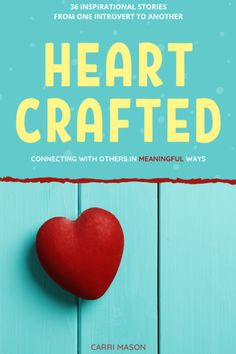 heart-crafted-pin Christian Women, Christian Life, Hospitality Quotes, Housewarming Gifts, Heart Crafts, Conversation Starters, Good Advice, Parenting Advice, Gratitude